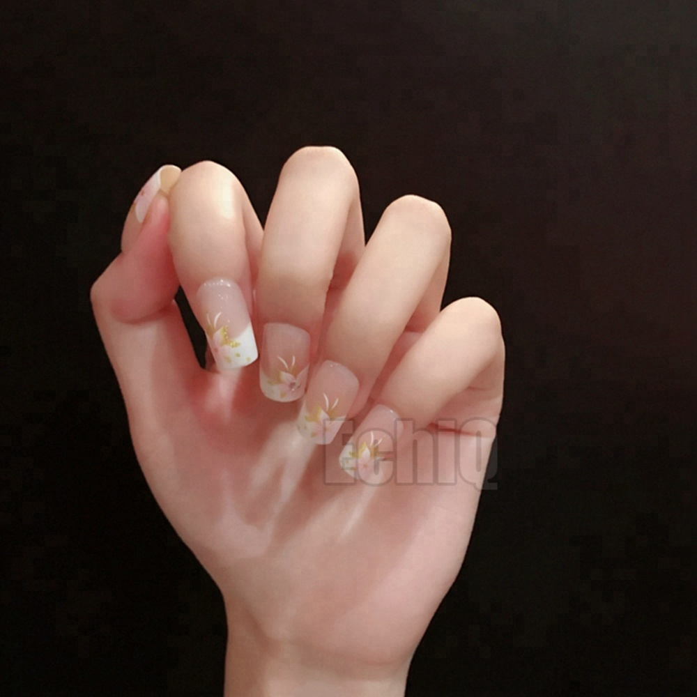 Wholesale French Nail Tips White Online Buy Best French Nail Tips