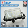 vinstar emark all brand 1000 type led licence plate light