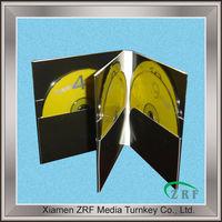 DVD Replication Media Packaging in Paper Sleeve