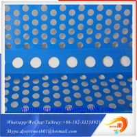 Factory direct sales building materials stainless steel mesh Perforated Metal Mesh