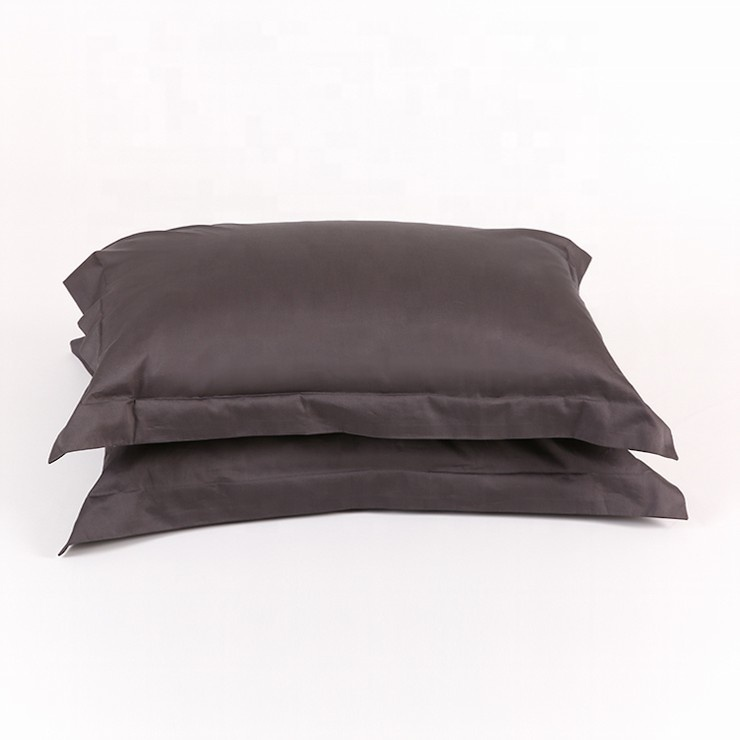 no MOQ comfortable sateen fabric bedding use turkish couple microfiber pillow case