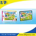 Children educational touch tablet learning machine toy