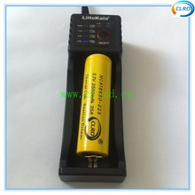 Liitokala Lii-100 1.2 V 3 V 3.7 V 4.25V 18650 26650 18350 16340 18500 AA AAA battery charger lii100 single slot battery charger