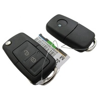 Factory direct V-W Jetta 2 button modified remote key shell