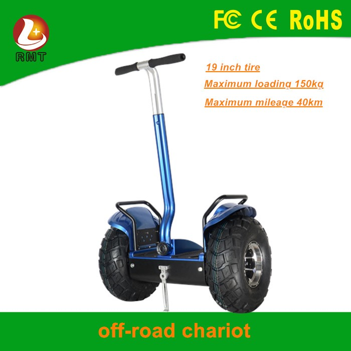 off road 19 inch big wheels trottinette electrique self balancing electric scooter in india