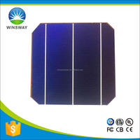 High Efficiency mono solar cells 3BB mono solar cells from USA with CO