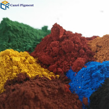synthetic yellow pigment powder colorant yellow iron oxide for construction/colored floor tile