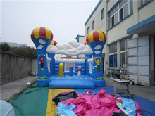 customized jumper bouncer house/inflatable bouncy for kids play