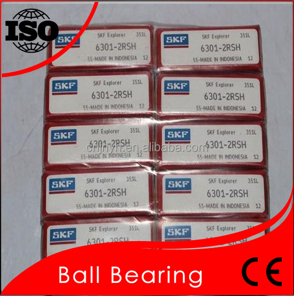 Deep Groove Ball Bearing SKF 6301