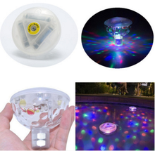 wholesale led underwater floating swimming pool light