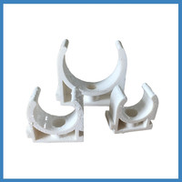 New plastic Fitting Saddle aluminum pipe clamp for tube