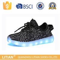 2017 New Sound activated led shoes,unsix Music sensor led shoes for men/women/kids rechargeable USB led light up shoes