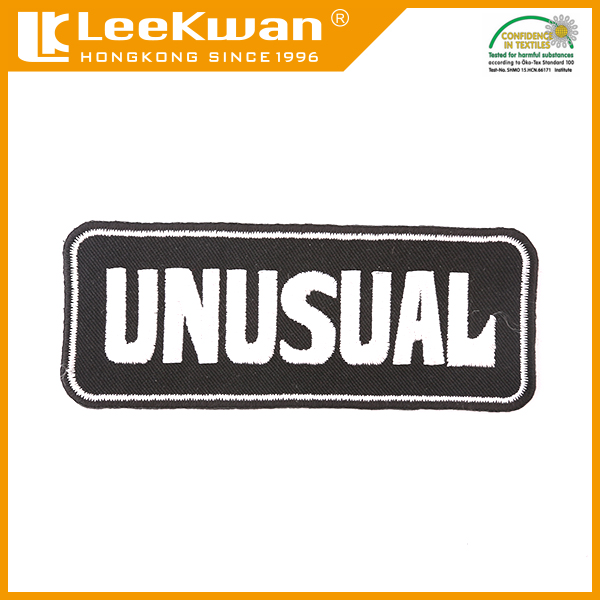 Images of embroidery designs patches/badge for school uniform