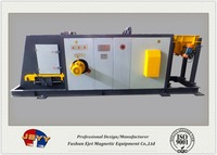 eddy current separator for aluminum plastic recovery equipment, aluminum plastic recovery machine