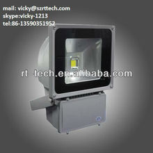 High power aluminum infrared sensor led flood light huizhuo light