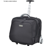 High Capacity Laptop Bag Laptop Luggage With Trolley For Business