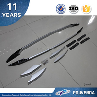 Original Type Roof Rack car auto exterior accessories For X- Trail 14+ From Pouvenda