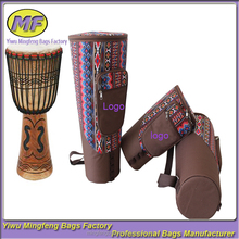 "Custom Quality Drum Bag For 8"" 10"" 12"", Djembe Bag For Hand Drum"