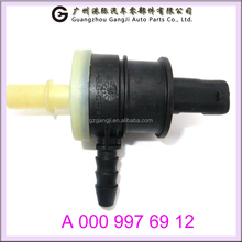 Abilbaba china product car parts normal open Vacuum valve A 000 997 69 12 for BMW