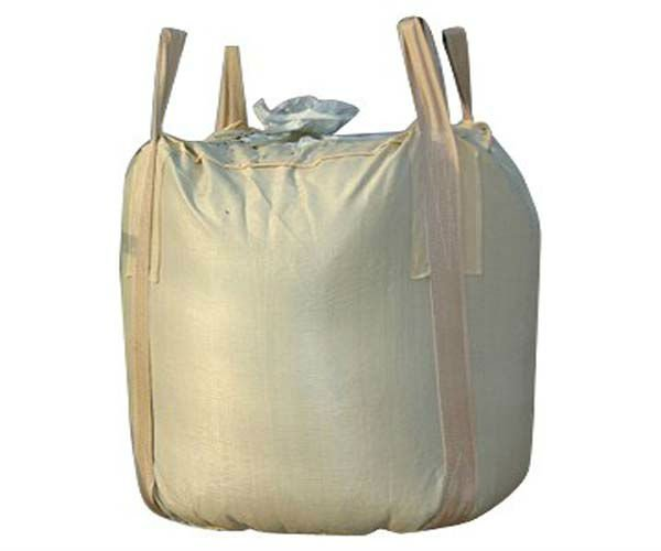 High Quality 1000kg PP Big Bag 90*90*90cm Flexible Container Bag 1 Ton Jumbo Bag For Fire Wood Sand Power Granule Loop In Loop