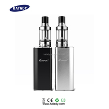 Factory Wholesale electronic cigarette patented Kvapor M6 60watts mod vaporizer