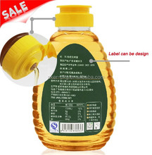 360ml 500g Plastic Honey Bottles Plastic PET Bottle For Honey Packing Bottle GF036