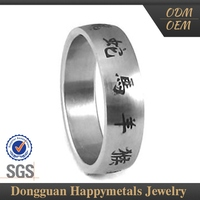 Promotions Stainless Steel Calendar Rings With Sgs Certification