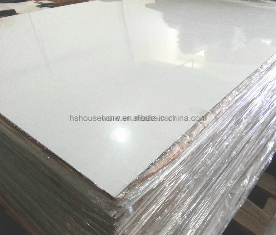 SGS certificate 3mm sublimation wooden fiberboard