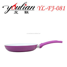creamy white coating Frying pan /non-stick cookware /Kitchen cookware
