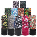 Hot Camo Design Fashion Fleece Bandana For Cold Winter