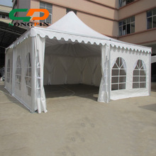 8x8 luxury aluminum frame wooden flooring arabian canopy tent for sale