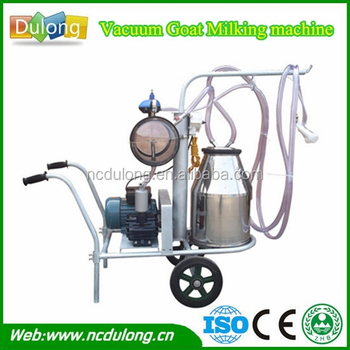 2015 Best price quality assurance goat milking equipments for sale