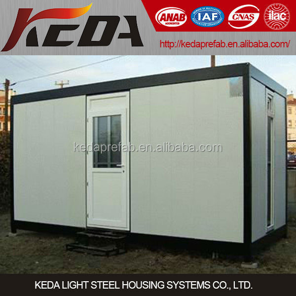 New luxury easily assembled container home kits for hotel