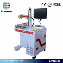 Easy operation the light button/portable laser marking machine price