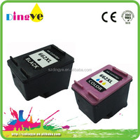 color packing remanufactured ink cartridge 662 XL for HP 2017