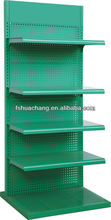 pegboard metal display rack/ display stand