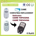 top432na CAME (copy)remote controls MC026