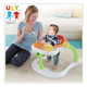 New design 4 in 1 functional musical toddler walker baby door jumper