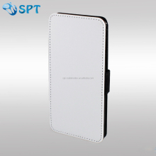 Blank sublimation wallet leather phone case for Iphone 5C