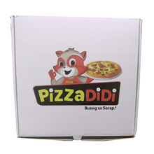 Custom Pizza Delivery Packing Box With Custom logo