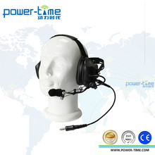 Marine Two Way Radio headset for IC-F50 IC-F51,IC-F60,IC-F61 radios