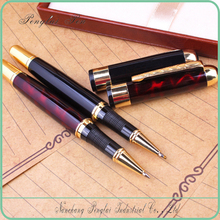 2016 Office Stationery Business Quality Roller Ball Pen Ink Metal Signature Gel Ink Pen