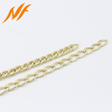 decorative metal handbag chain bag hardware supplier