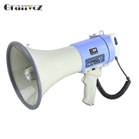 25W rechargeable handle megaphone ER-66USB/SD with talk/siren function