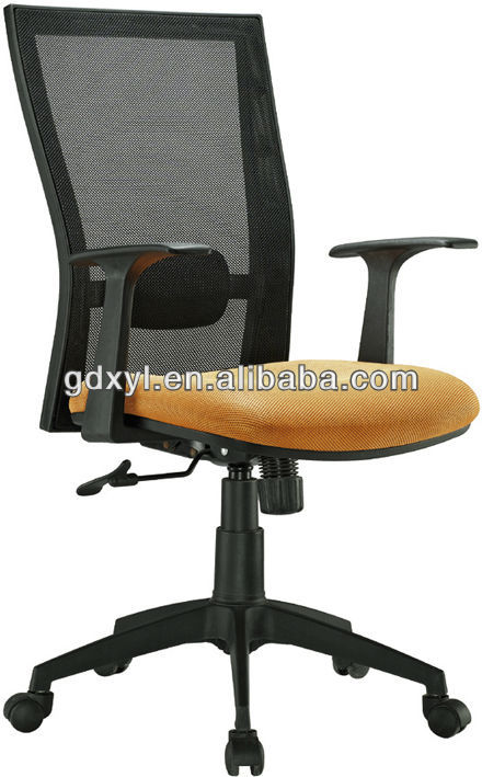 Colorful mesh swivel office chair/armrest is changeable
