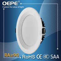 SMD Led Downlight With 90mm Cut Out Recessed 7W Led Light Downlight From OEPE