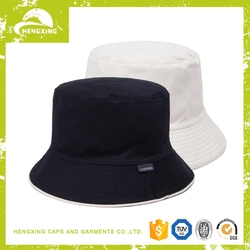 Trade assurance Funny top quality 100% cotton bucket hat