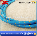 stainless steel wire braided hose R14/SS Braid teflon hose with fiber outer
