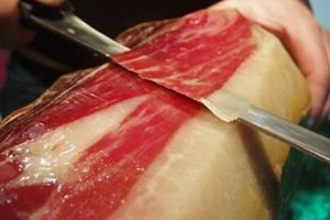 JAMON IBERICO 100% CAT AAA+++