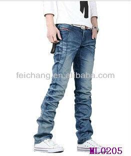 New Fashion Jeans Pants Hot Fancy Denim Unique Design Name Men ...
